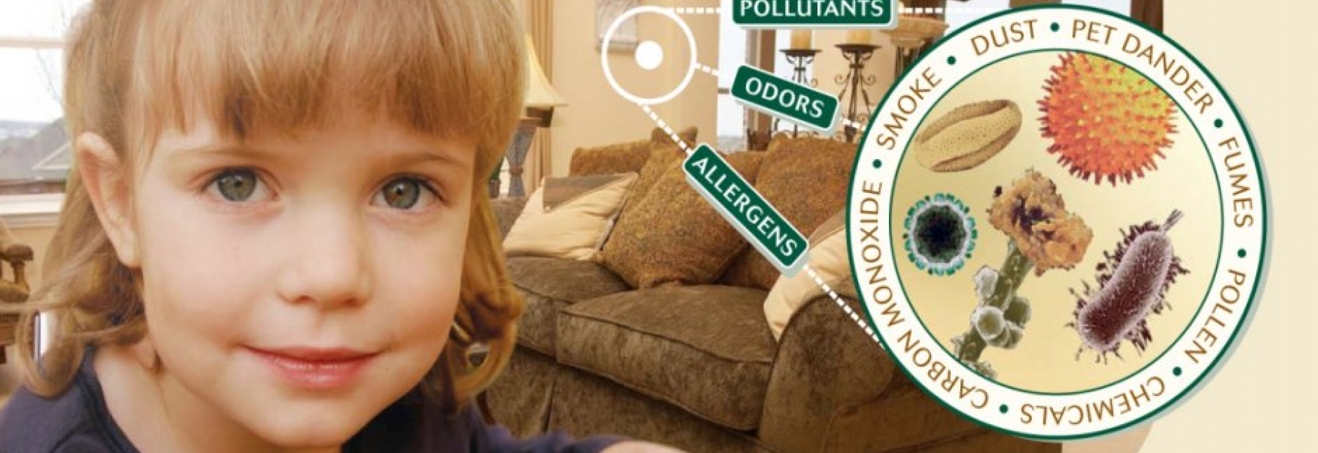 child with indoor air quality explanation